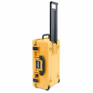 Yellow 1535 Air case NO Foam With wheels.