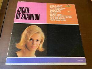Jackie De Shannon~S/T~Folk Rock Pop Female Vocal 60s~RARE LP~FAST SHIPPING