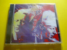 """CD  NEU """" JOHNNY WINTER - THE VERY BEST OF VOL. 1 """" 18 SONGS (SILVER TRAIN)"""