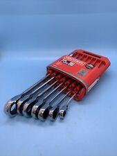 Craftsman 7pc Reversible Ratcheting Wrench Set Cmmt87023