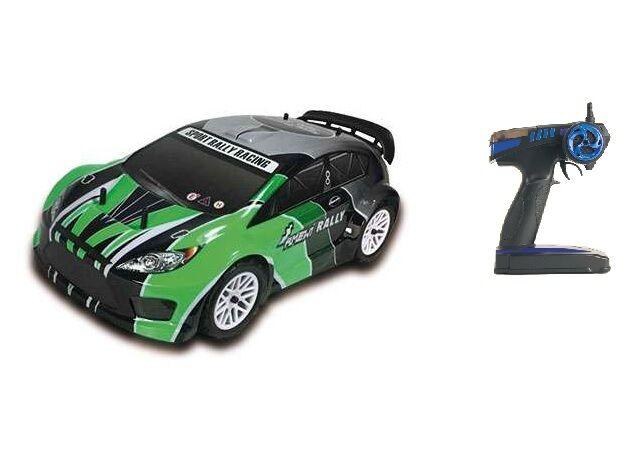 RC Tourenwagen Rally Car R.X. WRC 4WD 1 10  2,4GHz  Komplettset