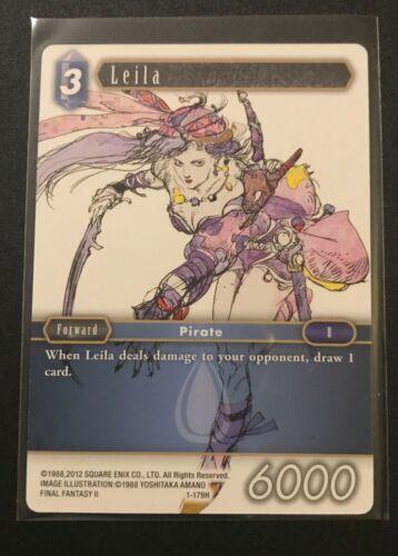 Leila1-179HHeroForwardOpus 1Final Fantasy TCG