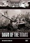 Dawn of The Titans Great Tank Battles of WWII 5060240620234 DVD Region 2