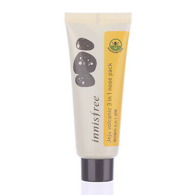 [Innisfree] Jeju Volcanic 3 in 1 Nose Pack 40ml