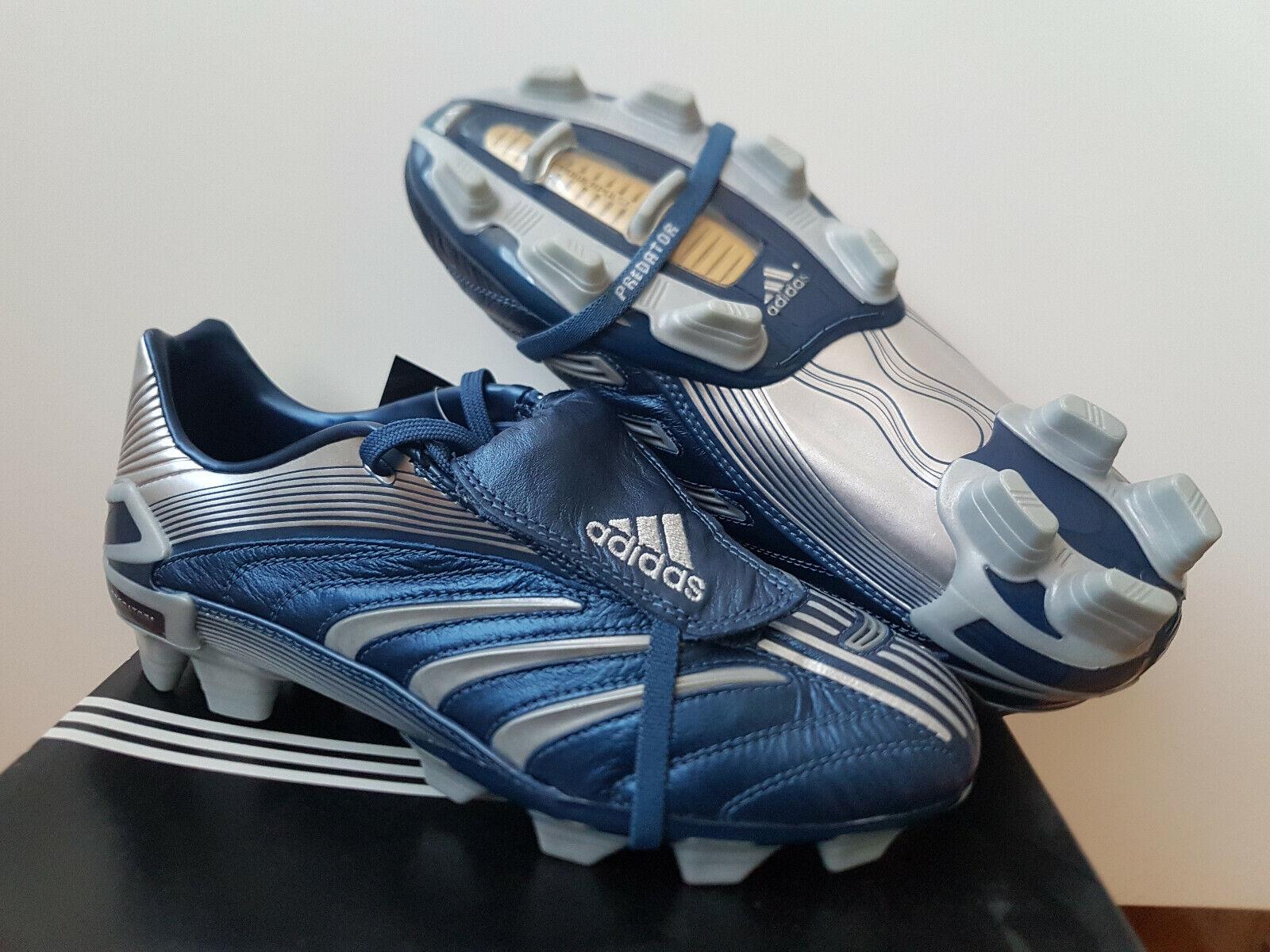 NUOVO Adidas Prossoator Absolute TRX FG UE 41 13 Scarpe Calcio mania Pulse