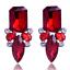Fashion-Charm-Women-Jewelry-Rhinestone-Crystal-Resin-Ear-Stud-Eardrop-Earring thumbnail 63