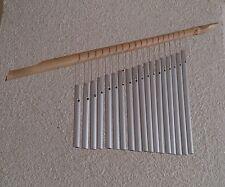Klangspiel Windspiel Flöte Holz Klangreihe Wohnzimmer Flur/Diele