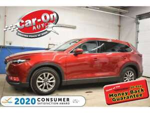 2018 Mazda CX-9 GS-L  AWD | 7 PASS | LEATHER | SUNROOF | NAVIGATIO