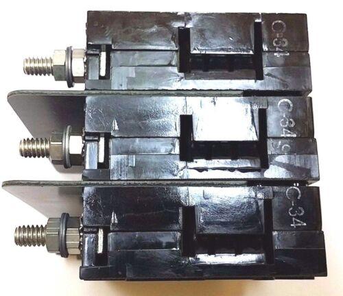 HEINEMANN 15A 240V 3-Pole Circuit Breaker 15 Amp 240 Volt CD3-A8-DU CD3-Z283-4