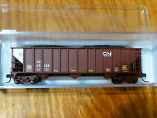 Atlas TM N #50001330 Canadian National (CC) 90 Ton Hopper RTR (Road #40122)