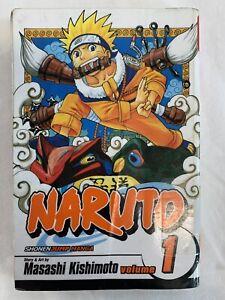 Naruto Masashi Kishimoto Volume 1 (shonen Jump)