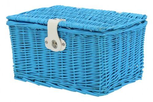 Amigo panier de vélo backkorb 15,5 L bleu clair