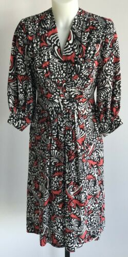 1970s Vintage Averardo Bessi Italy Abstract Floral