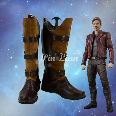 Guardians of the Galaxy Star Lord Peter Jason Quill Guns PVC Cosplay Props 15/""
