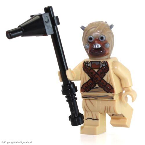 Head Spikes Tusken Raider Set 75081 LEGO Star Wars MiniFigure