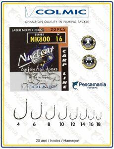 Amo-colmic-NK800-dritto-nichelato-carpa-carpodromo