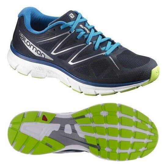 Salomon Sonic 43-48 Herren Laufen Sport Schuhe Fitness neutral Laufschuh NEU
