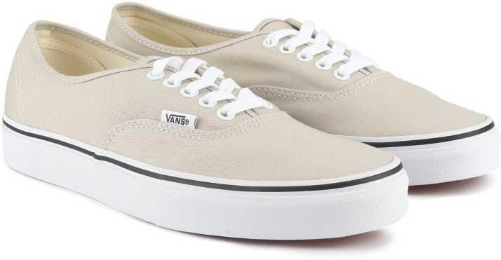 Vans Off The Wall Original Silberfarbenes Futter Weiß Schuhe Herren 7.5 Damen 9