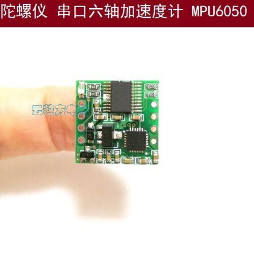 6 Axis MPU6050 STM32MPU6050 Analog Gyro Accelerometer DMP Engine Inclinometer
