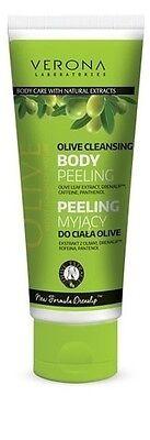 VERONA INGRID OLIVE CLEANISING BODY PEELING OLIVE LEAF EXTRACT