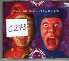 (CP850) Welcome to Sun Circus - DJ CD