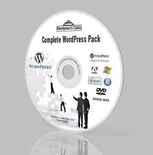 Completare WordPress Pack-migliaia di temi di qualità, video, i plugin e di più!