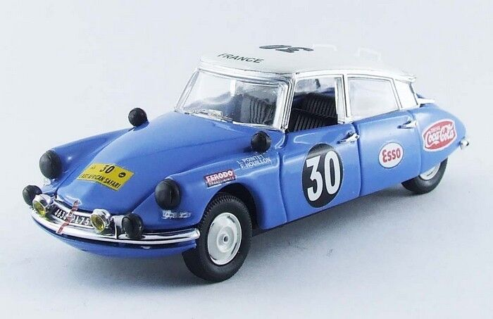 Rio 4409 - Citroen DS 19  30 East African Safari - 1965    1/43