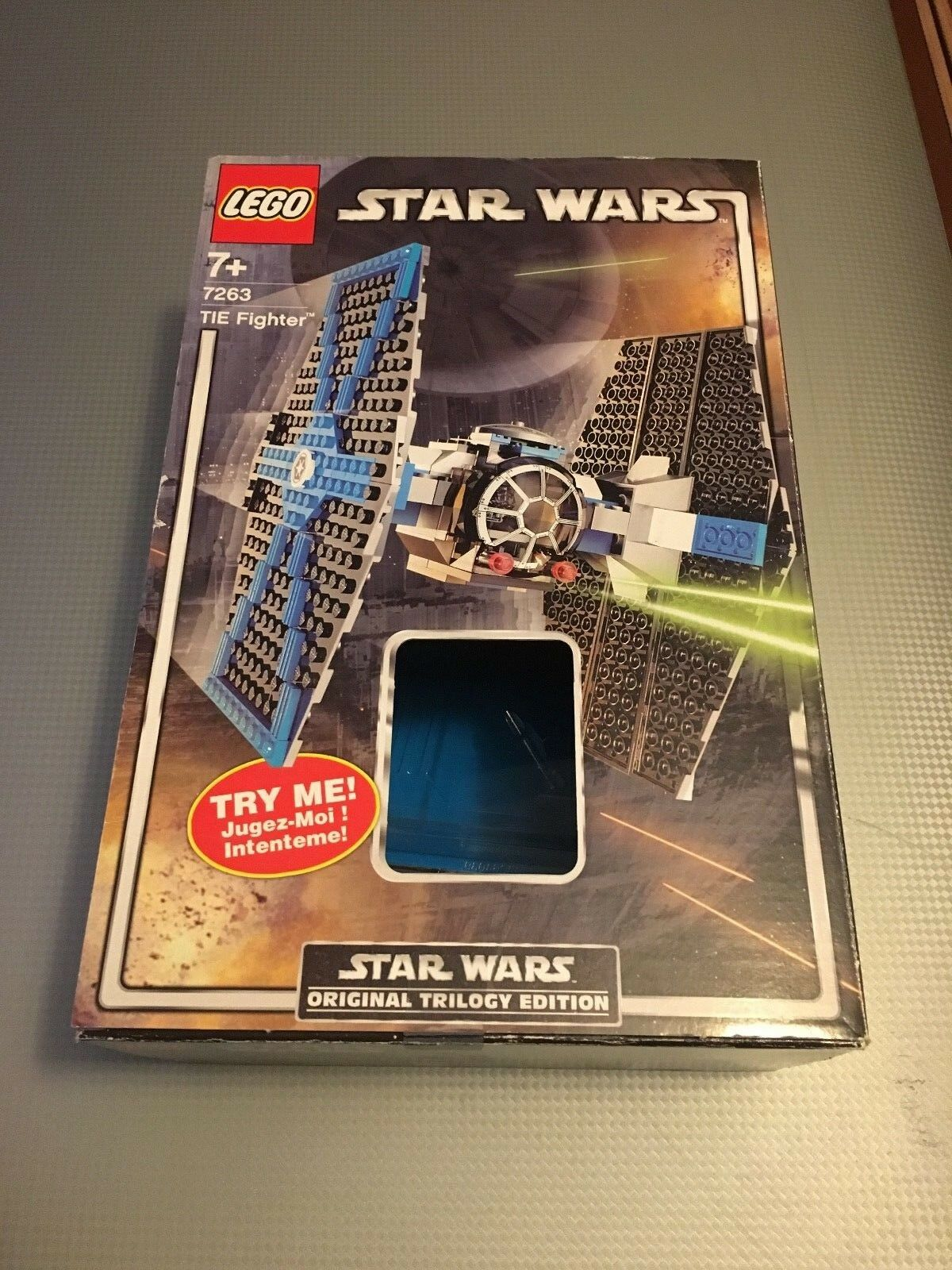 Lego - Star Wars - Tie Fighter - 7263 - Boxed & Complete
