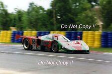 Weidler & Herbert & Gachot Mazda 787B Winner Le Mans 1991 Photograph 4