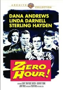 Zero-Hour-New-DVD-Manufactured-On-Demand-Subtitled-Amaray-Case