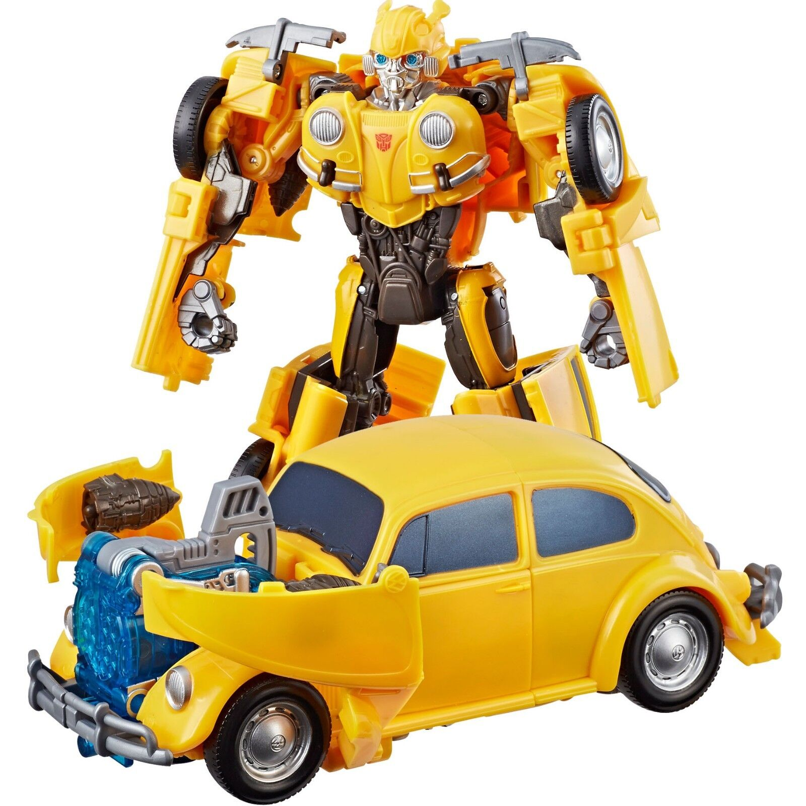 TRANSFORMERS Bumblebee Movie 2018 Energon Igniters Nitro Bumblebee ACTION FIGURE