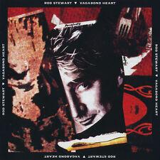 Vagabond Heart by Rod Stewart (CD, 1991, Warner Bros., 12 Tracks)-FREE SHIPPING-