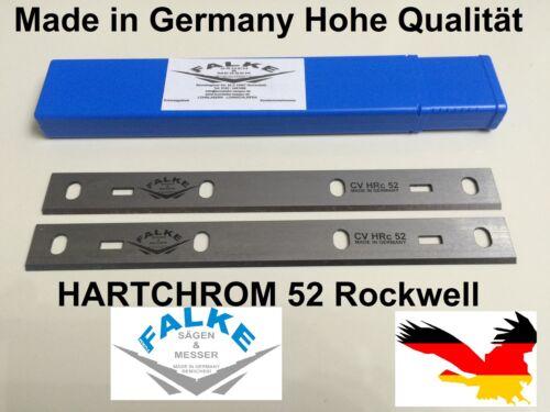 Hobelmesser Roy Abricht und Dickenhobelmaschine Planer//Jointer PT200