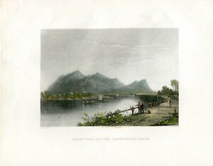 Mount-Tor-And-The-Conneticut-River-Engraving-By-J-T-Willmore