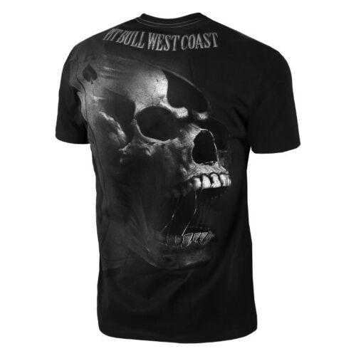 Pit Bull West Coast T-Shirt Ace Of Spades Black 18 Pitbull
