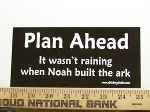 Christian-Bumper-Sticker-Religious-Decal-Plan-Ahead