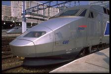 512074 TGV High speed Train Paris France A4 Photo Print