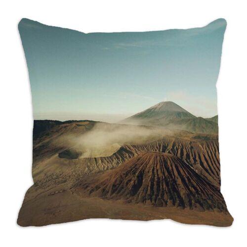"""Volcanique Paysage 3D Imprimé Housse de Coussin Canapé Maison Décor Pillow Case 12/"""" 24/"""""""