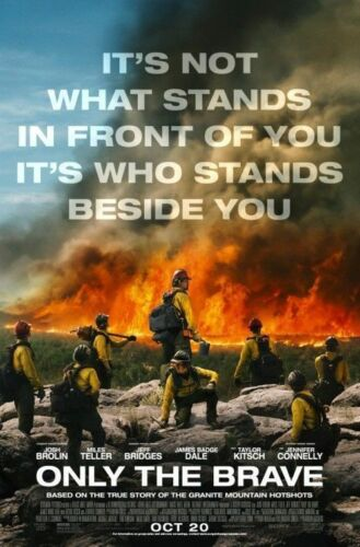 GRANITE MOUNTAIN HOTSHOTS 8X10 PHOTO FIREFIGHTING PICTURE FIREMEN ONLY THE BRAVE