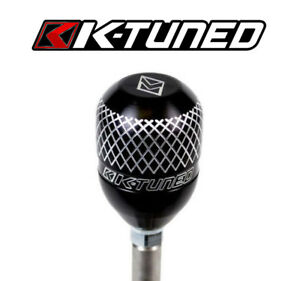 Details about K Tuned Billet Shift Knob RSX TSX 8th Gen Civic Civic EP3  Threading Black