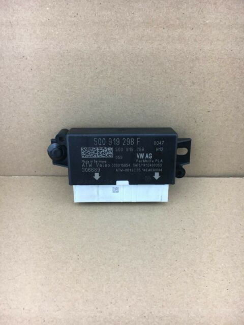 VW Golf MK7 PDC Parking Assistance Module Unit 5Q0919298F