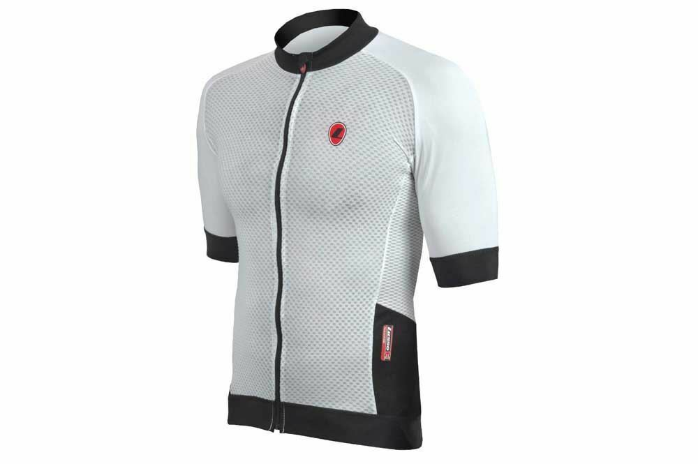 Lusso Men's Air-16 Short Sleeve Cycling Climbers Jersey RRP .99 S-XL