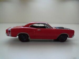 Details about JOHNNY LIGHTNING - MUSCLE CARS 1969 - DODGE CORONET SUPER BEE  A12 - 1/64 (LOOSE)