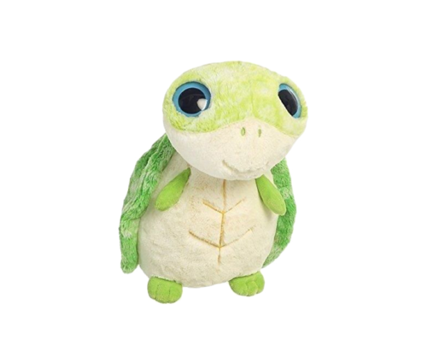 NEW AURORA SHELBEE TURTLE PLUSH SMALL SOFT CHILDREN PLAYFUL DAILY COMFORT TOYS