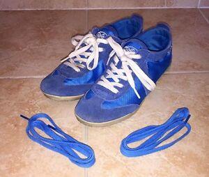 Damen-Herren-unisex-Schuhe-Buffalo-Gr-39-Sneaker-Turnschuhe-blau