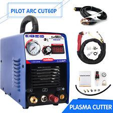 Igbt Pilot Arc Air Plasma Cutting Machine 60a 110220v Cnc Compatible Cut 18mm