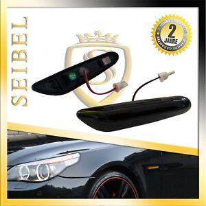 LED-Seitenblinker-fuer-BMW-E81-E82-E87-E88-E90-E91-E92-E93-E46-E60-E61-X3-E83-E84
