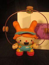 "Kidrobot 3"" Custom dunny By Jen & Tony Bot Juggling Clown Rare 1/1 Limited"