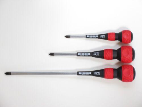 Bateau 220 Ball Grip P1x75 P2x100 P2x200 JIS Tournevis Set de 3 objets Japon
