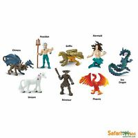 Mythical Realms Toob Safari 689904 Mythical Fantasy Toy Toob 8 Piece